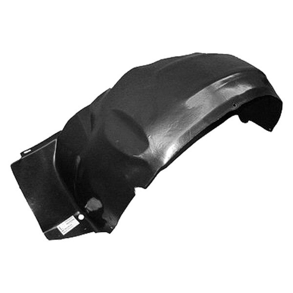 Fender Liner Material : Replace fo ford mustang front inner replacement