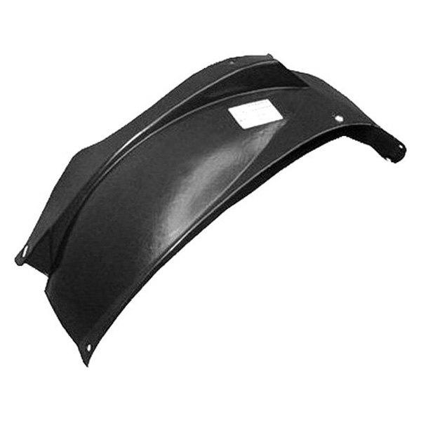 Fender Liner Material : Gm oldsmobile cutlass front inner plastic fender
