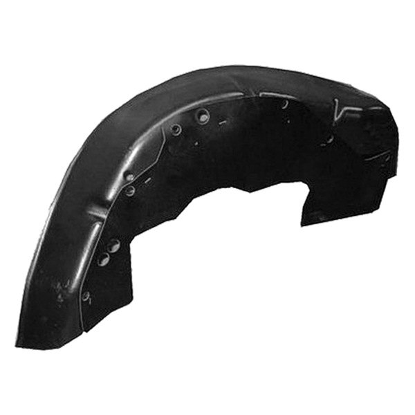 Fender Liner Material : Gm chevy colorado front inner replacement plastic