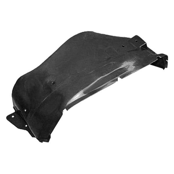 Replace chevy colorado 2005 front fender shield - 2005 chevy colorado interior parts ...