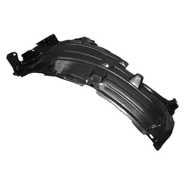 Fender Liner Material : In fits infiniti g front inner plastic fender