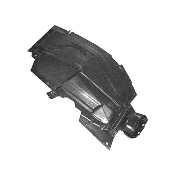Replace 174 Nissan Murano 2003 2007 Front Fender Liner
