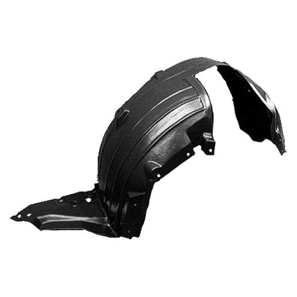 Fender Liner Material : Replace ni front passenger side fender liner ebay