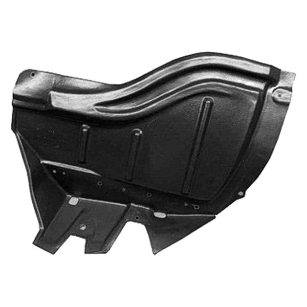 Toyota Replacement Body Parts: Toyota Sequoia 2008-2017 Front Fender Splash Shield
