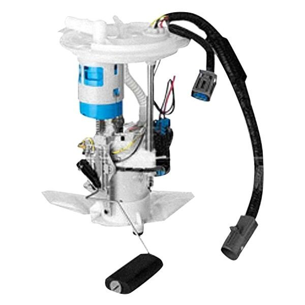 Fuel Pump Replacement : Replace ford explorer fuel pump module assembly