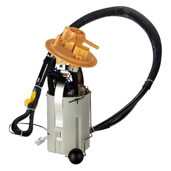 Fuel Pump Replacement : Replace volvo xc fuel pump module assembly