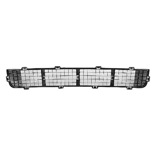 replace fo1036123 ford edge 2007 2010 bumper grille. Black Bedroom Furniture Sets. Home Design Ideas