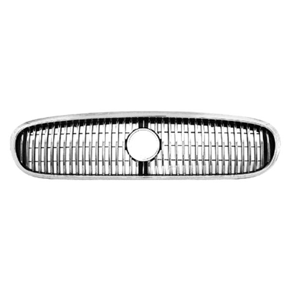 Gm on 1999 Buick Lesabre Grille