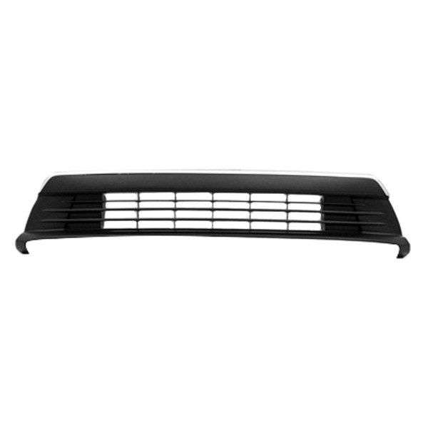replace toyota prius 2012 2013 front bumper cover grille. Black Bedroom Furniture Sets. Home Design Ideas