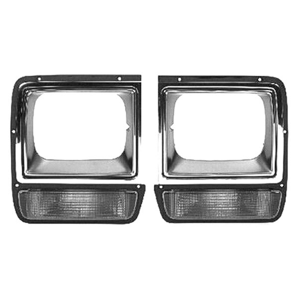 Replace Dodge Ramcharger 1986 1990 Headlight Door