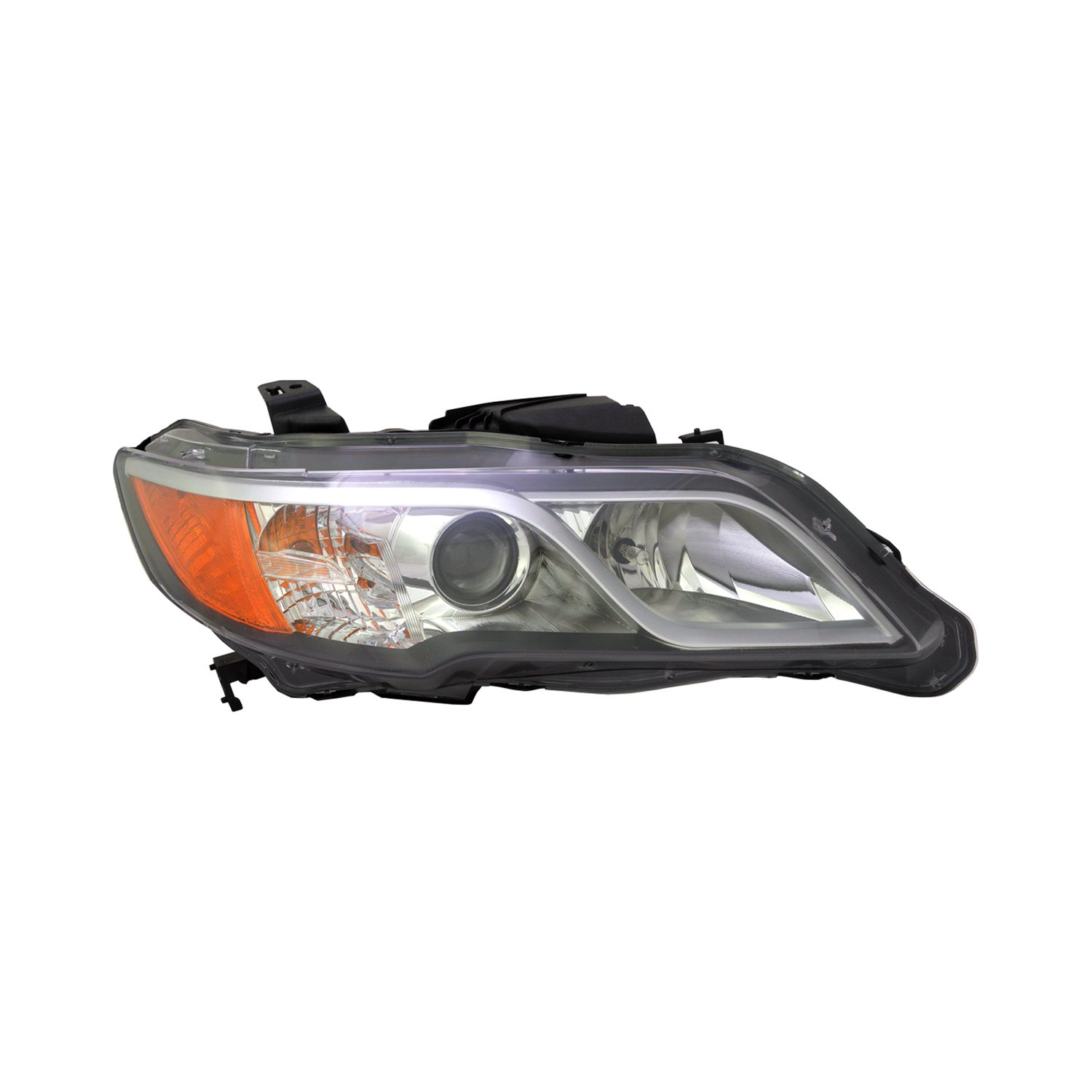 [How To Replace 2008 Acura Rdx Headlight Lens]