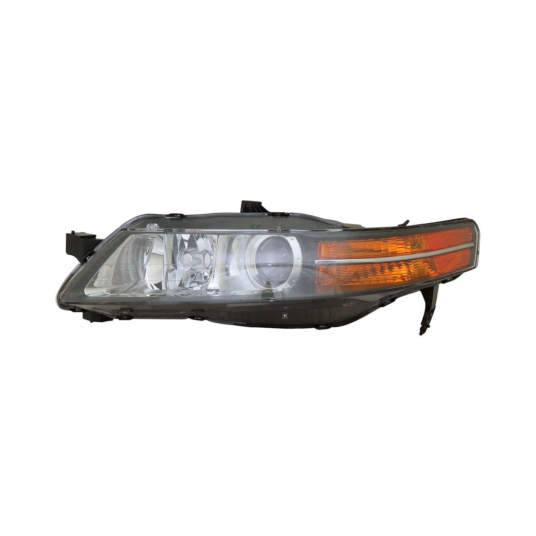 Acura TL With Factory HID/Xenon Headlights USA