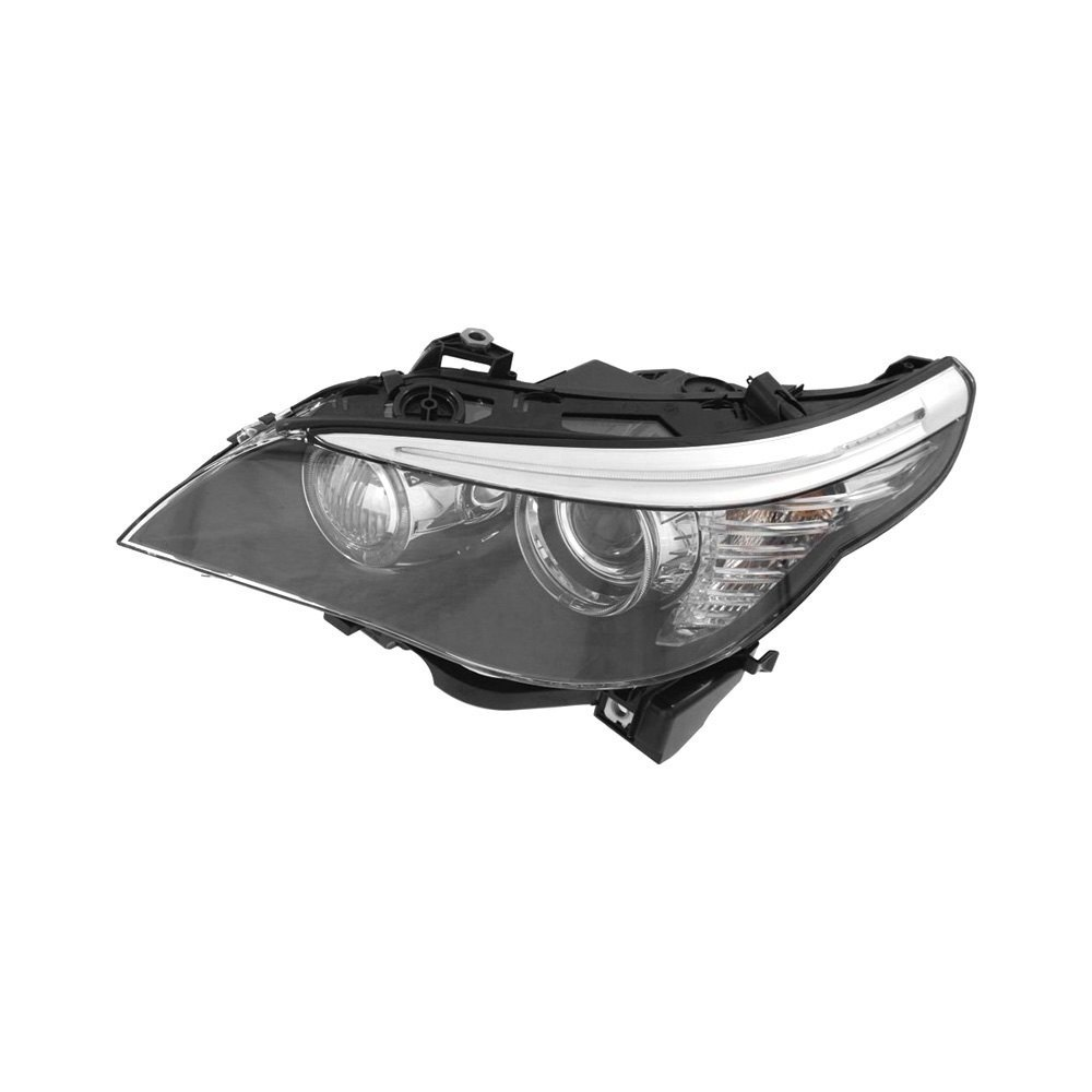 Bmw Xenon Headlight Replacement: BMW 5-Series With Factory HID/Xenon Headlights