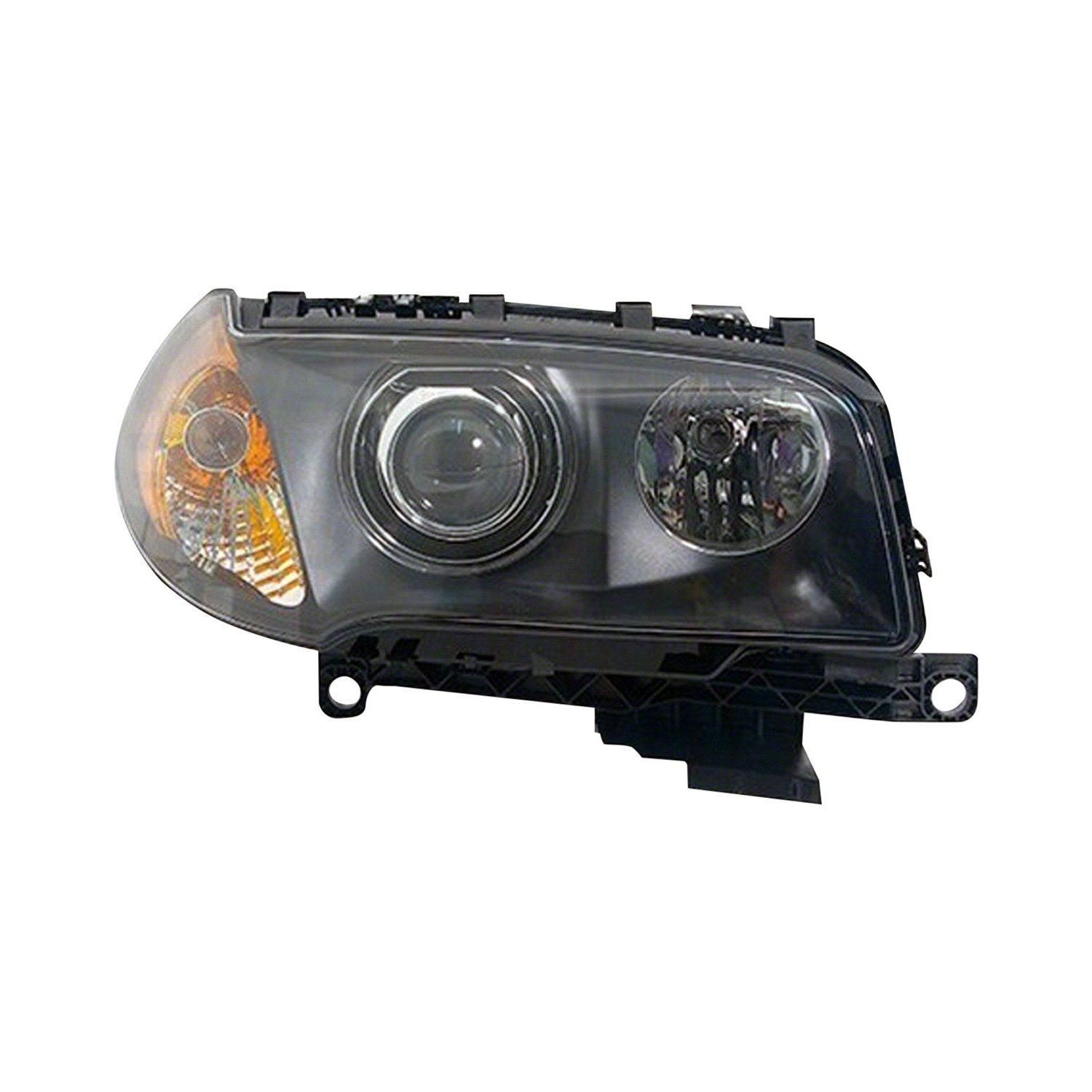 Replace 174 Bmw X3 With Factory Hid Xenon Headlights 2004