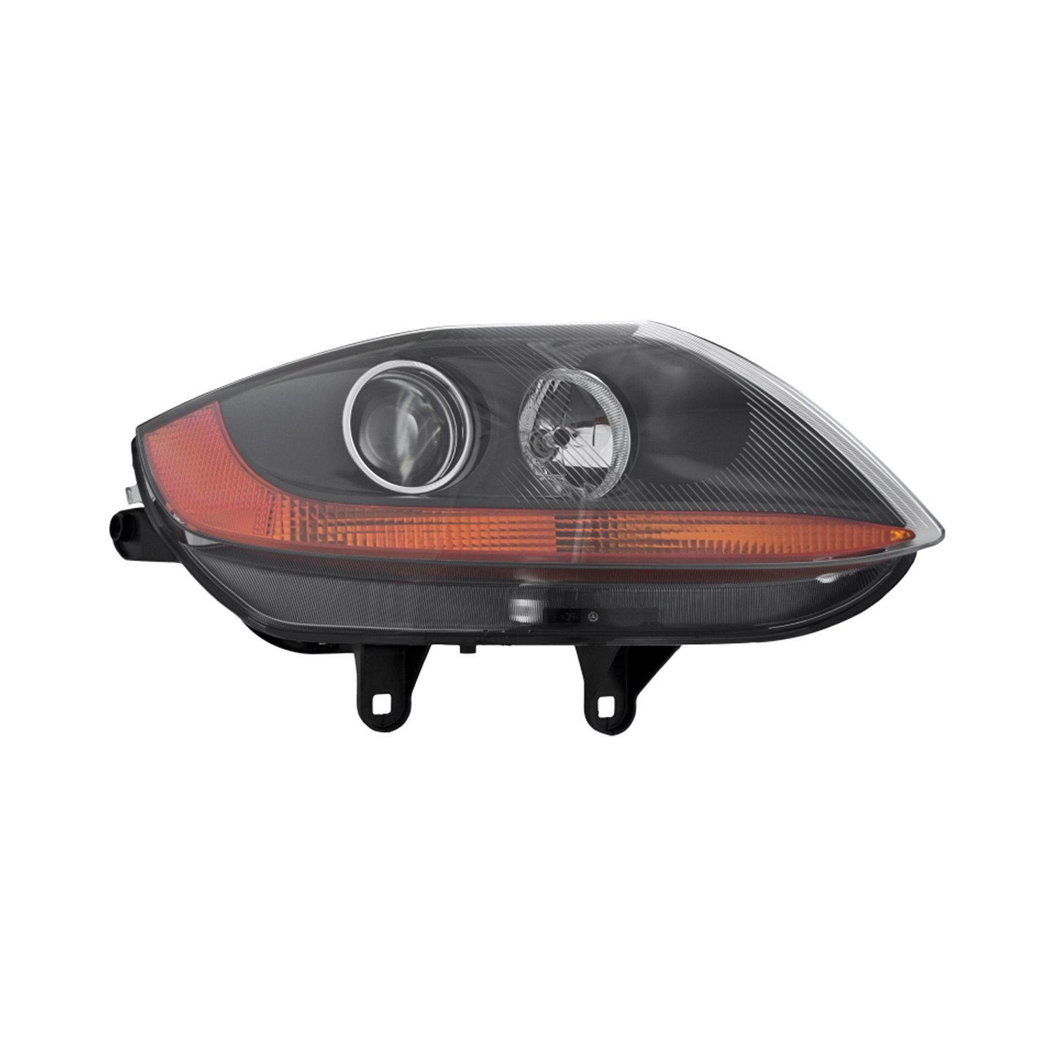 Bmw Z4 Headlights: BMW Z4 2003-2004 Replacement Headlight Lens And