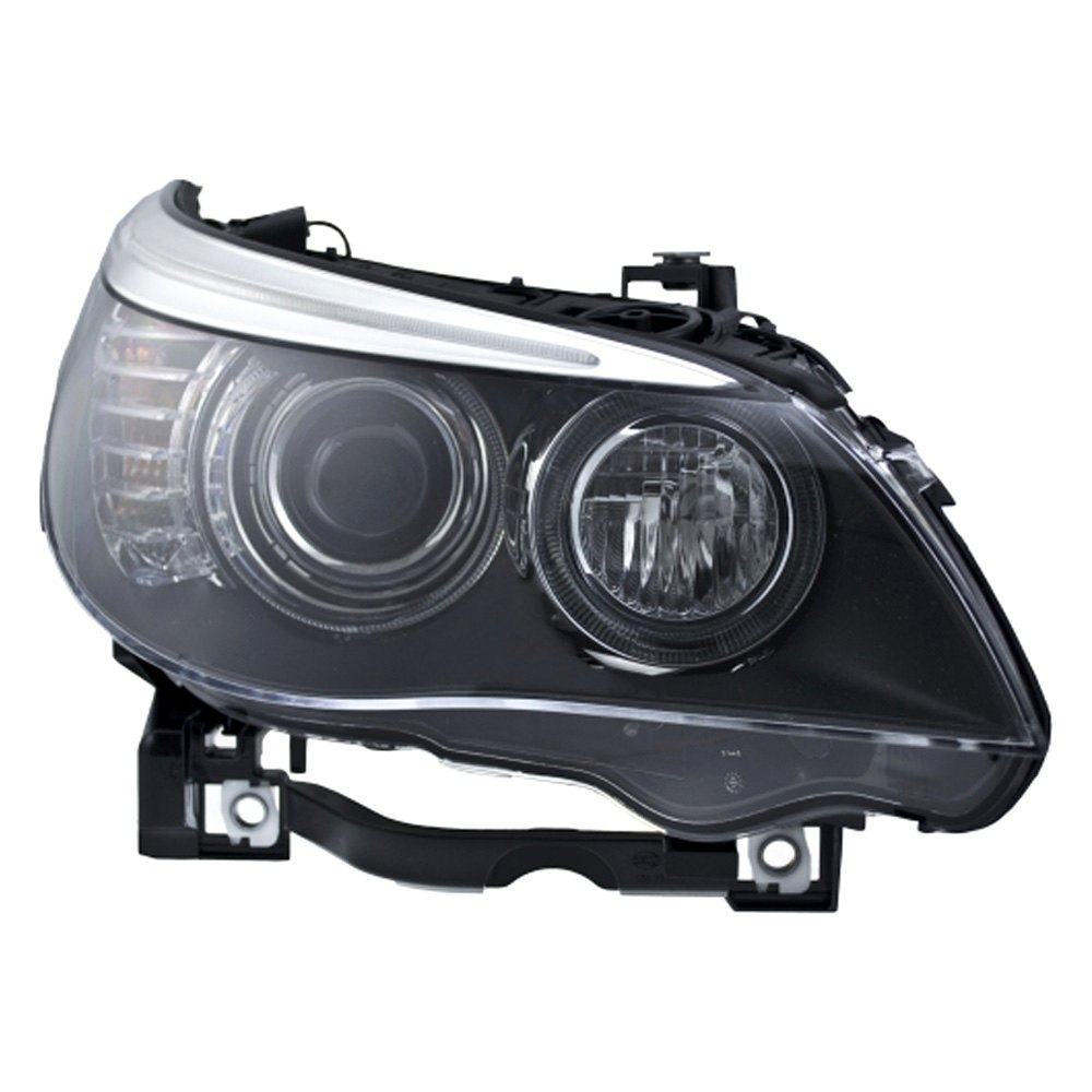 Bmw Xenon Headlight Replacement: BMW 5-Series 2008 Replacement Headlight Lens