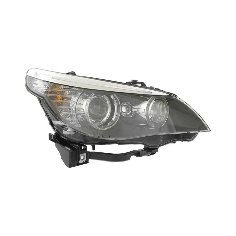 Replace 174 Bmw 5 Series With Factory Hid Xenon Headlights