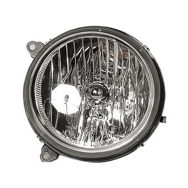 Replace 174 Jeep Liberty 2005 2007 Replacement Headlight