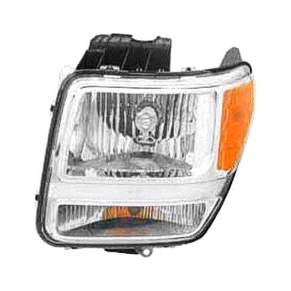 Dodge Replacement Headlights: Dodge Nitro 2007-2011 Replacement Headlight