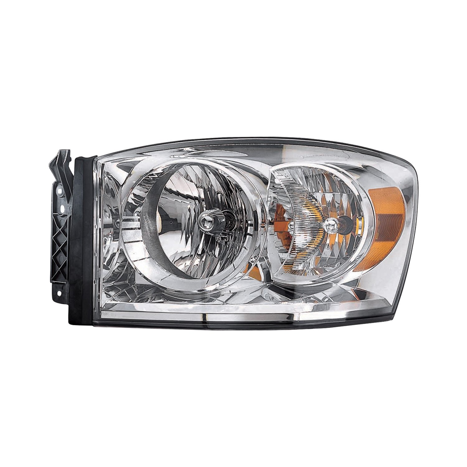 replace dodge ram 2007 2008 replacement headlight. Black Bedroom Furniture Sets. Home Design Ideas