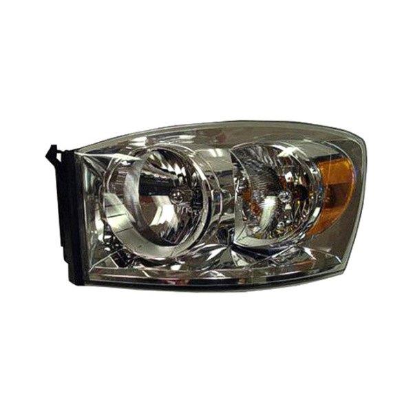 Dodge Replacement Headlights: Dodge Ram 1500 / 2500 / 3500 2007-2008