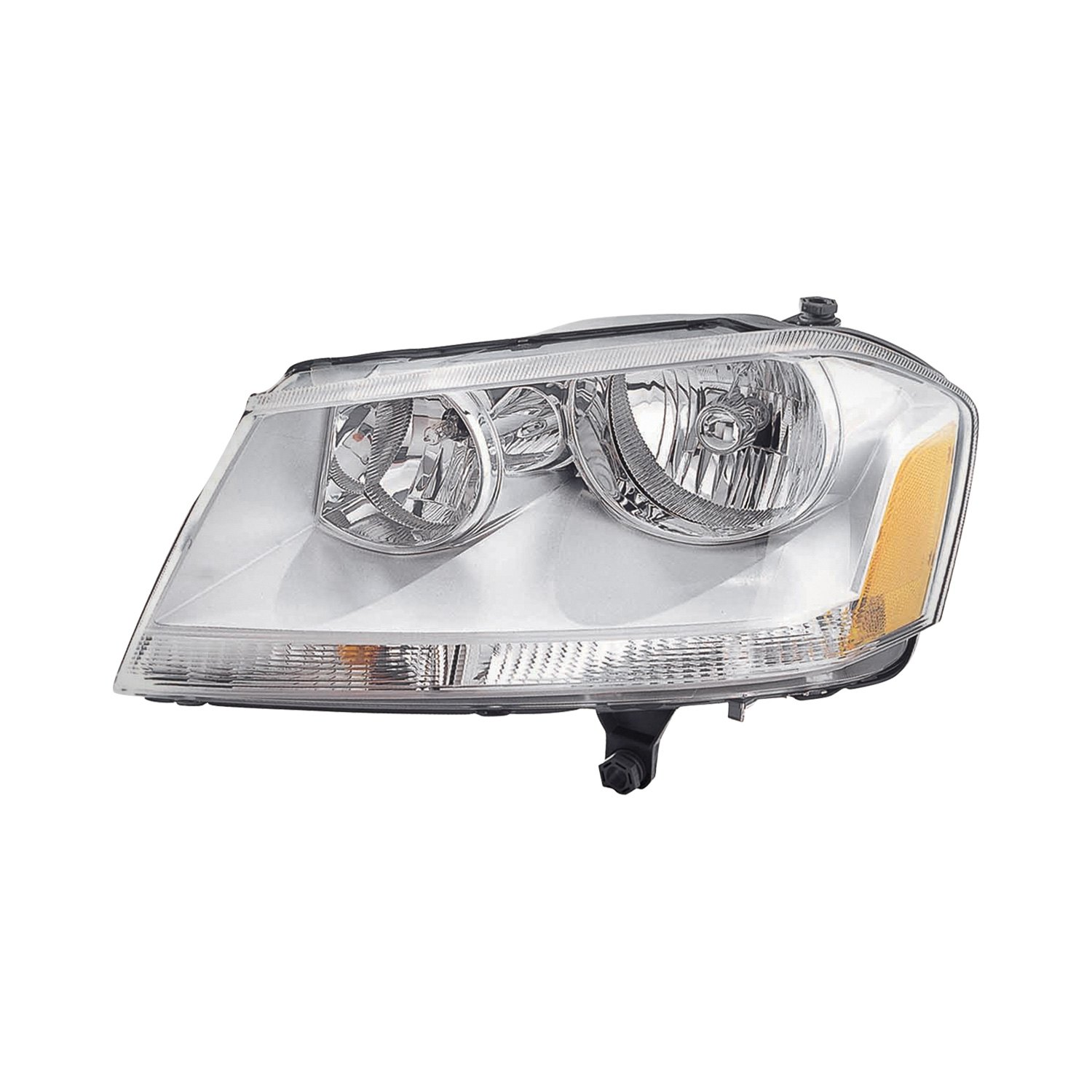 Replace Dodge Avenger 2012 2013 Replacement Headlight