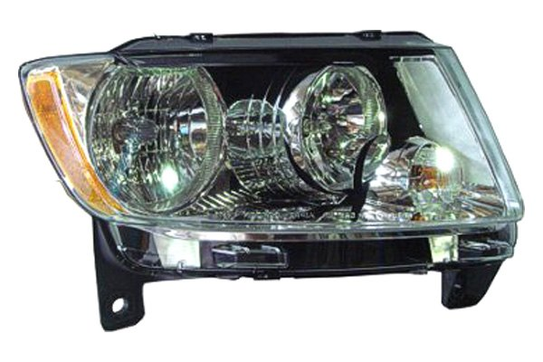 replace jeep grand cherokee 2011 2012 replacement headlight. Black Bedroom Furniture Sets. Home Design Ideas
