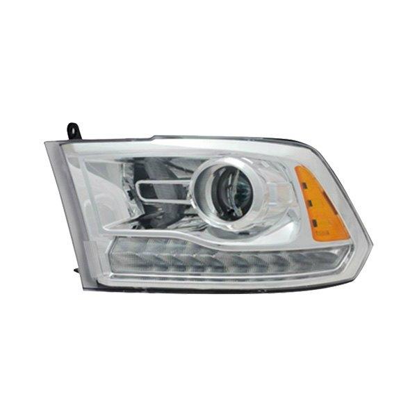 Dodge Replacement Headlights: Dodge Ram 1500 / 2500 / 3500 2015 Replacement