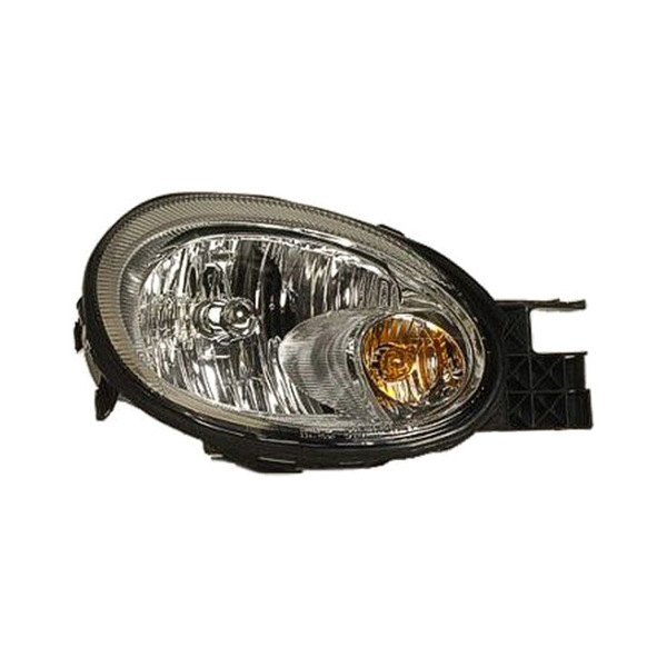 Dodge Replacement Headlights: Dodge Neon Without Headlight Leveling System