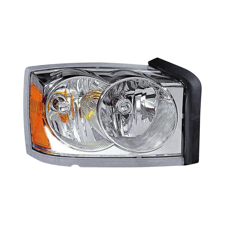 Dodge Replacement Headlights: Dodge Dakota 2005 Replacement Headlight