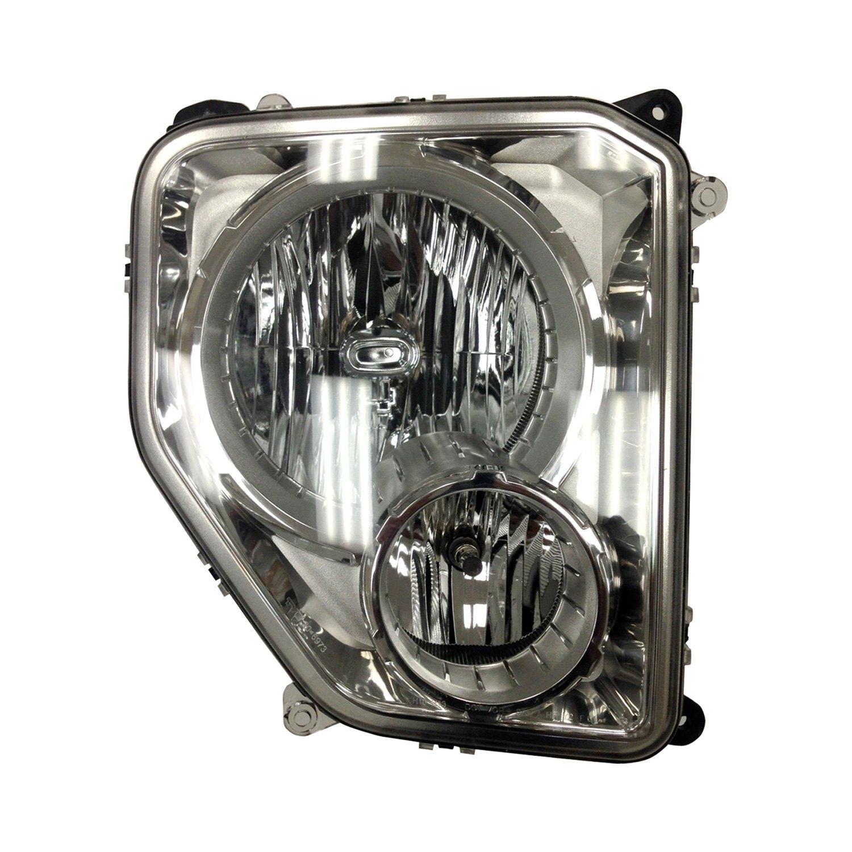 Jeep Liberty 2008-2009 Replacement Headlight