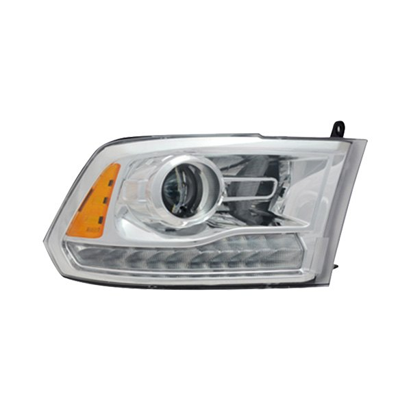 Replace       Ram       1500    with Factory Halogen    Headlights       2014    Replacement    Headlight
