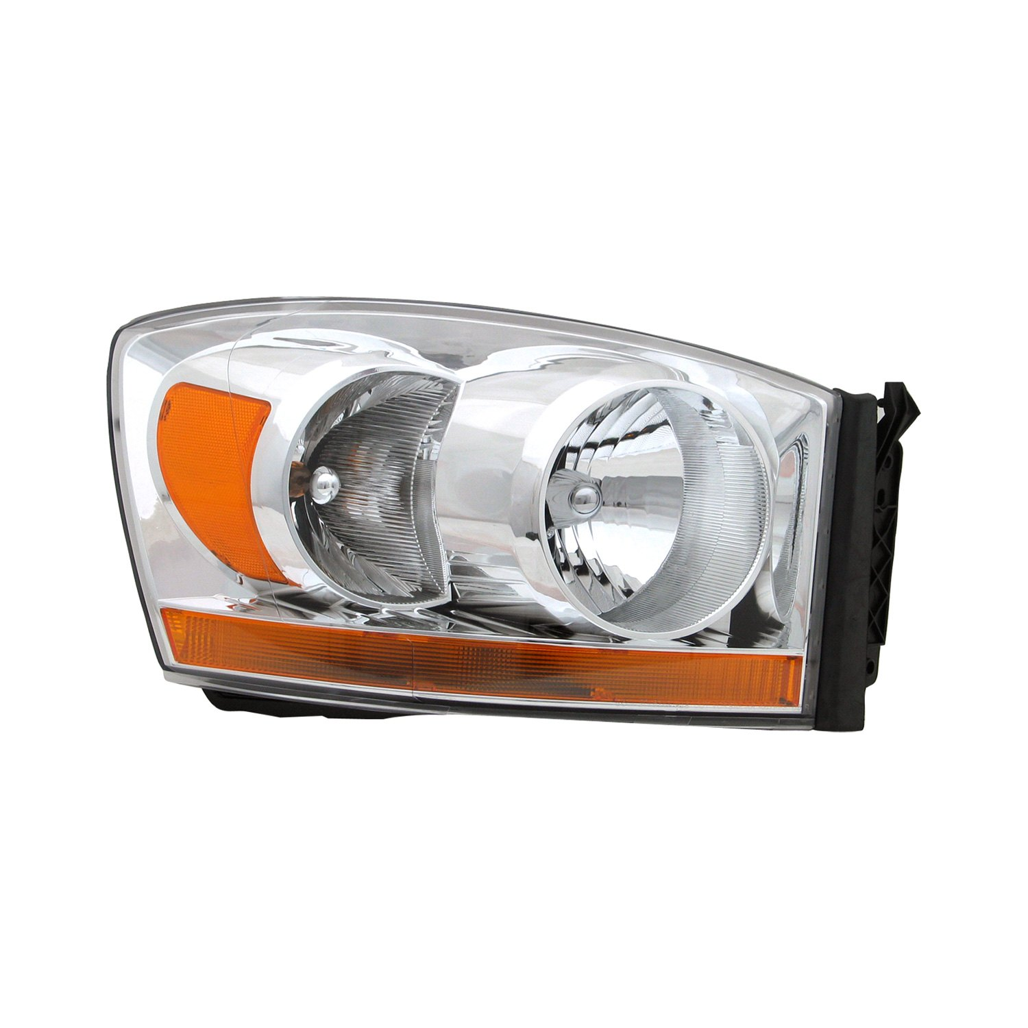 Dodge Replacement Headlights: Dodge Ram 2006 Replacement Headlight Lens And