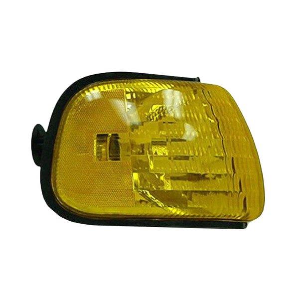 side replacement turn signal parking light 1998 dodge ram van