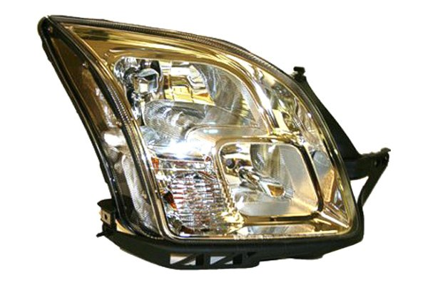 replace ford fusion 2006 2009 replacement headlight. Black Bedroom Furniture Sets. Home Design Ideas