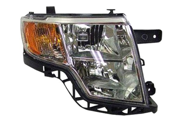 replace ford edge 2007 2008 replacement headlight. Black Bedroom Furniture Sets. Home Design Ideas