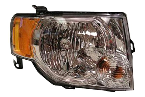 replace ford escape 2009 2012 replacement headlight. Black Bedroom Furniture Sets. Home Design Ideas