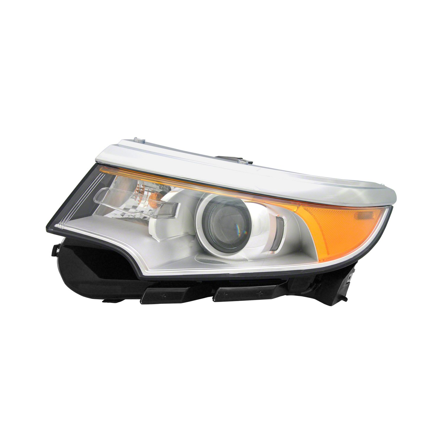 2013 Ford Taurus Headlight Replacement : Replace ford edge replacement headlight