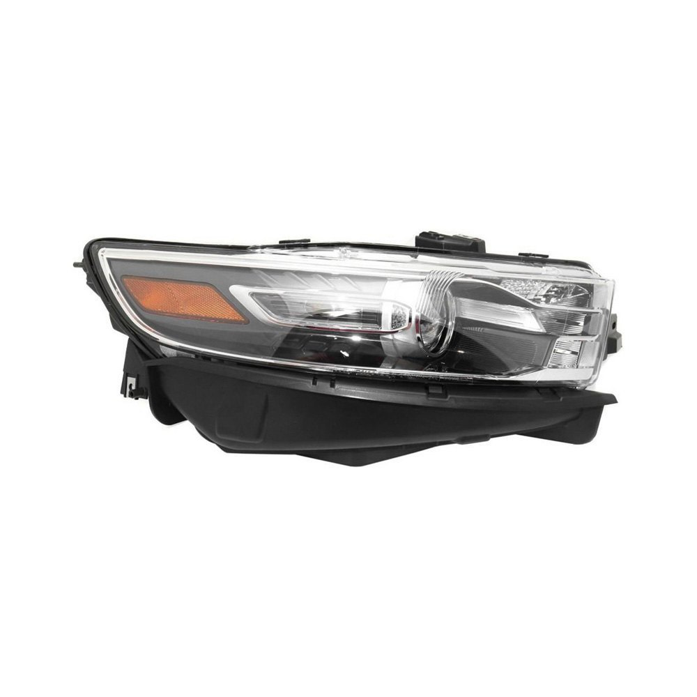 2013 Ford Taurus Headlight Replacement : Replace ford taurus limited se sel with factory
