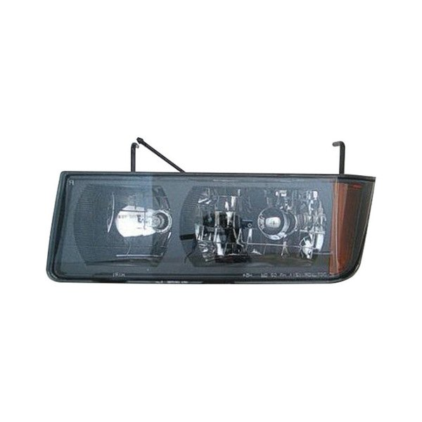 replace gm2502219 2002 chevy avalanche front lh headlight assembly ebay. Black Bedroom Furniture Sets. Home Design Ideas