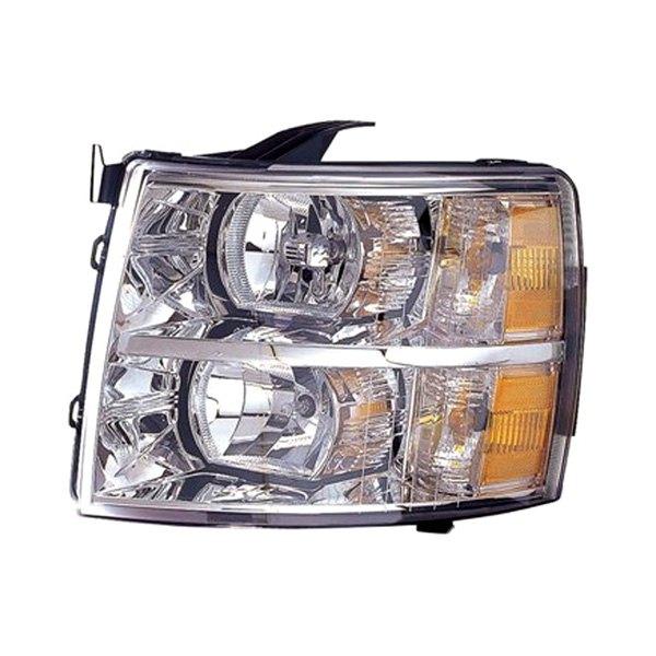 2012 Chevy Silverado Custom Headlights At Caridcom | Autos ...