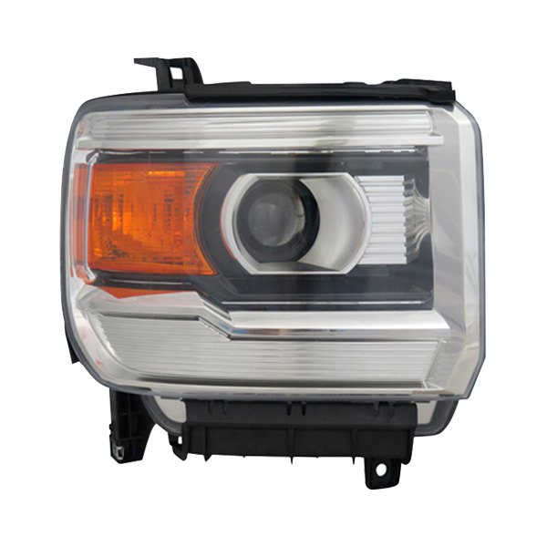 replace gmc sierra 1500 2014 replacement headlight. Black Bedroom Furniture Sets. Home Design Ideas