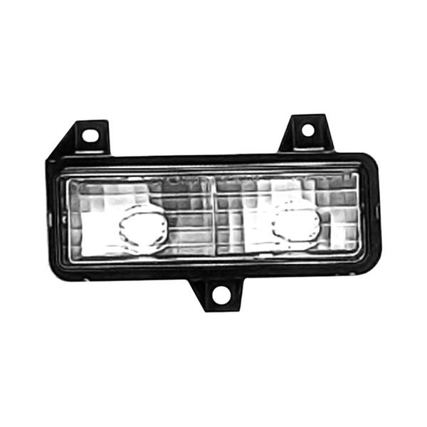 1995 Buick Roadmaster Interior: [Front Parking Light Replacement On A 1995 Buick Park