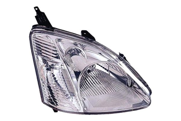 replace honda civic si 2002 2003 replacement headlight. Black Bedroom Furniture Sets. Home Design Ideas