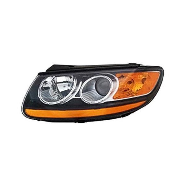 Replace 174 Hyundai Santa Fe 2007 Replacement Headlight