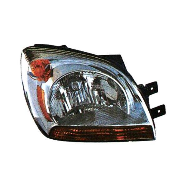 2008 Kia Sportage Interior: Kia Sportage 2008 Replacement Headlight