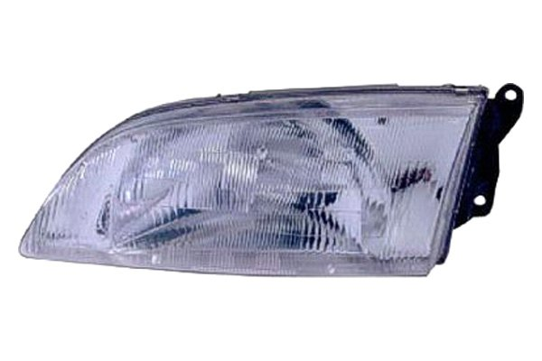replace mazda 626 1998 1999 replacement headlight. Black Bedroom Furniture Sets. Home Design Ideas