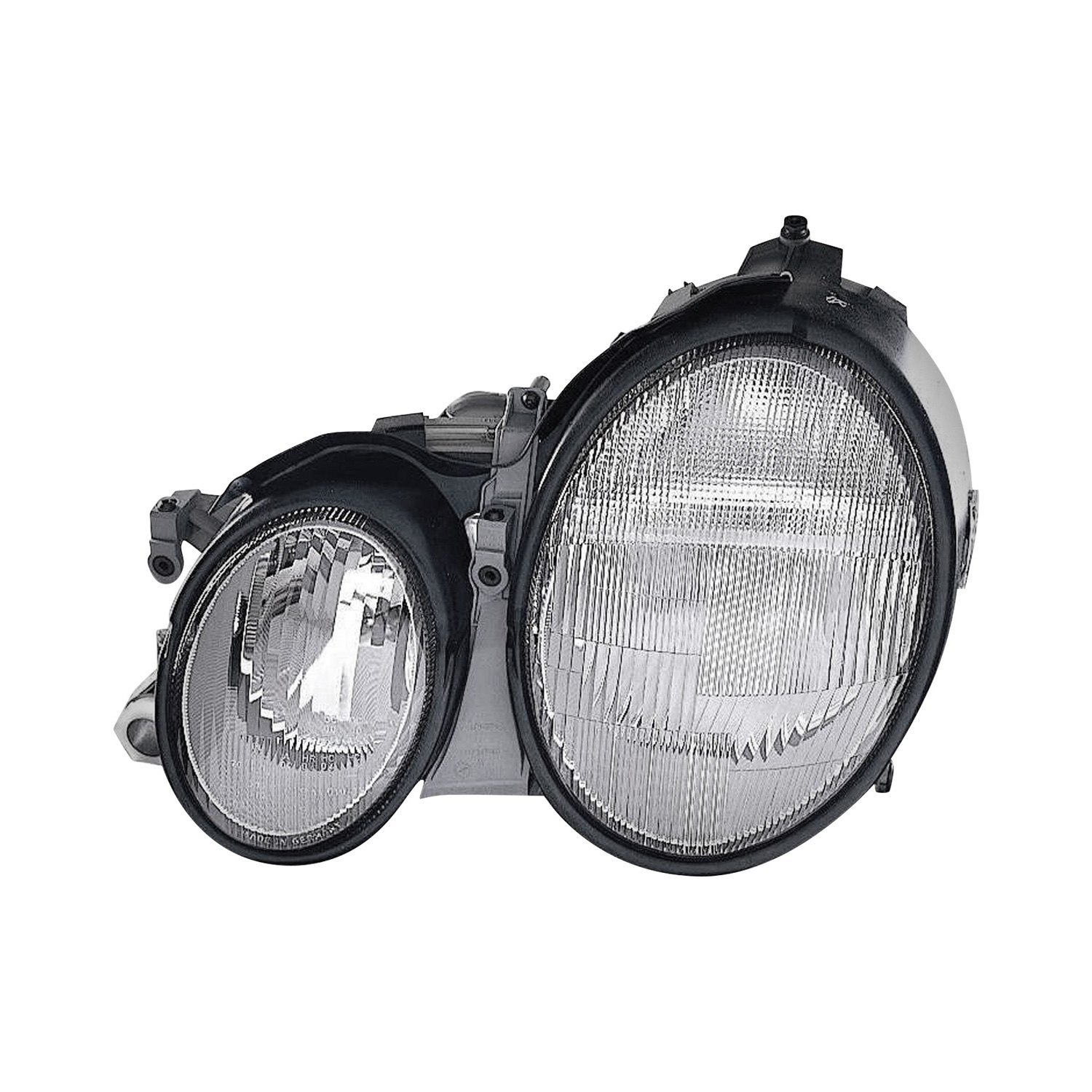 Replace mercedes clk class 2003 replacement headlight for Mercedes benz headlight replacement