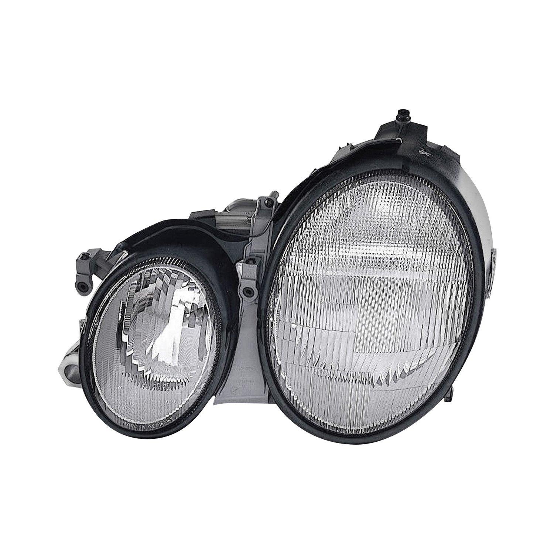Replace mercedes clk class 2003 replacement headlight for Mercedes benz headlight replacement