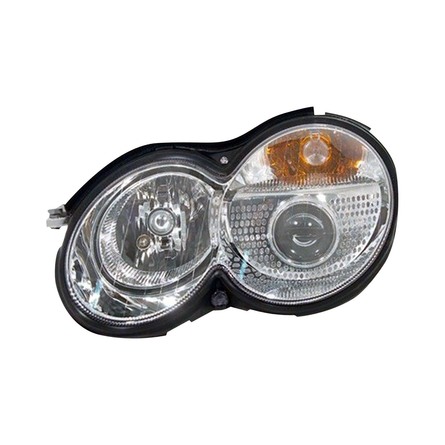 Replace mercedes sl500 sl55 amg sl600 2005 for Mercedes benz headlight replacement